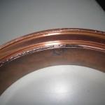 銅のYAG溶接及び電子ビーム溶接