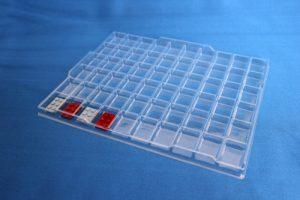 電子基板・プレス加工品・EMS用の仕切トレー