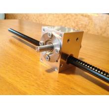 自社開発製品例:ラックピニオンユニット