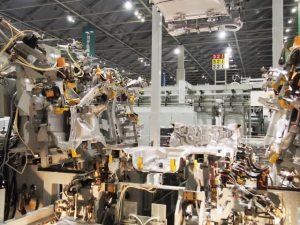 製造業の職場風景