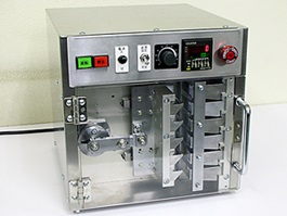 モジュール部曲げストレス耐久試験機
