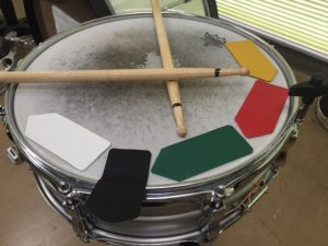 ドラムミュート