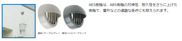 AESカバー