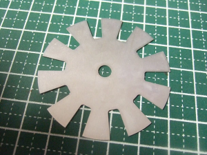 アルミ薄物 t=0.5mm