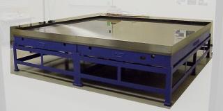 製作箱型定盤