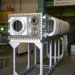 ガス凝縮用熱交換器