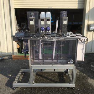 大型排水処理装置