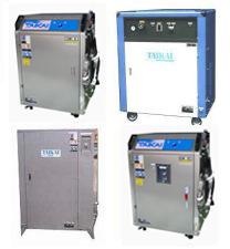 高圧冷水洗浄機