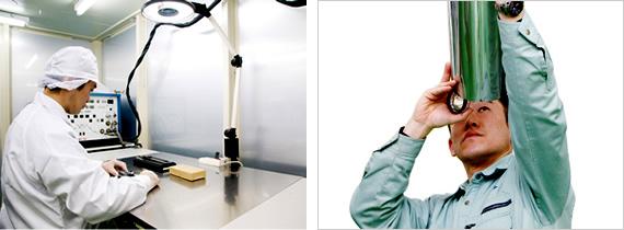 機械加工精級の寸法精度