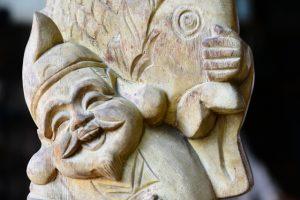 商売繁盛の神様、恵比寿様