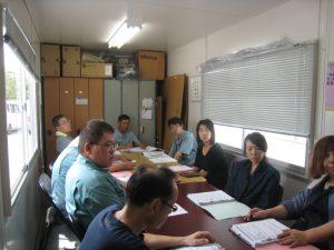 月1回のエコ会議